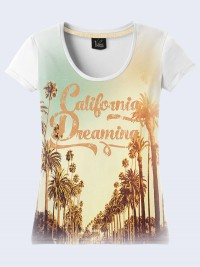 Футболка California dreaming